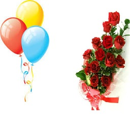 Flowers And Balloons Delivery Mumbai