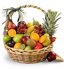 5 kg fruit basket